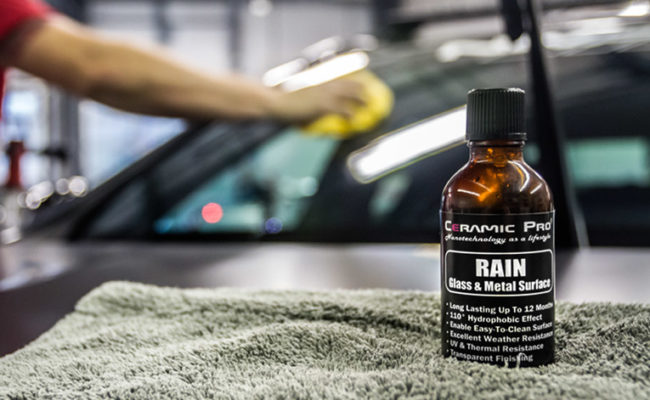Ceramic-Pro-Rain-glass-windshield-coating-treatment-seattle-bellevue-lynnwood